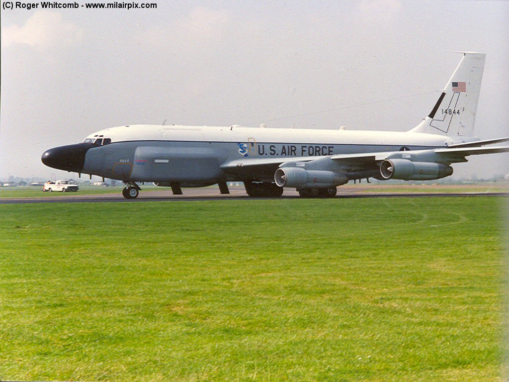 Boeing RC-135 Wallpaper Picture